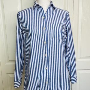 Old Navy The Classic Shirt 100% Cotton Size SP